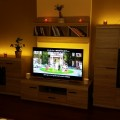 Led osvetlenie za televízor
